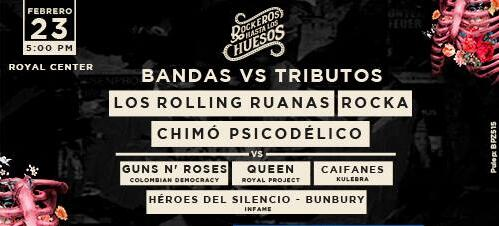 Bandas vs Tributos